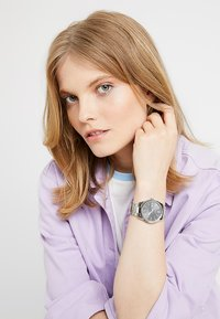 Casio - Watch - silver-coloured - 1