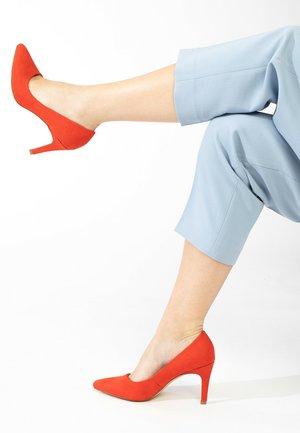 CODY - Escarpins à talons hauts - red