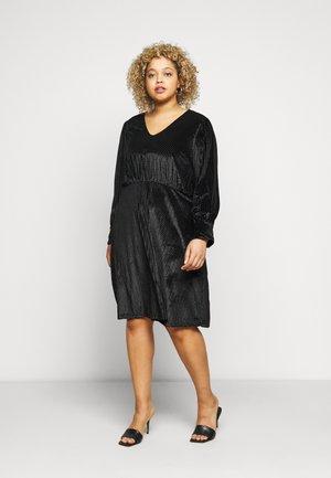 SLFRIA SHORT DRESS - Day dress - black