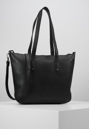 ALUISA - Tote bag - black