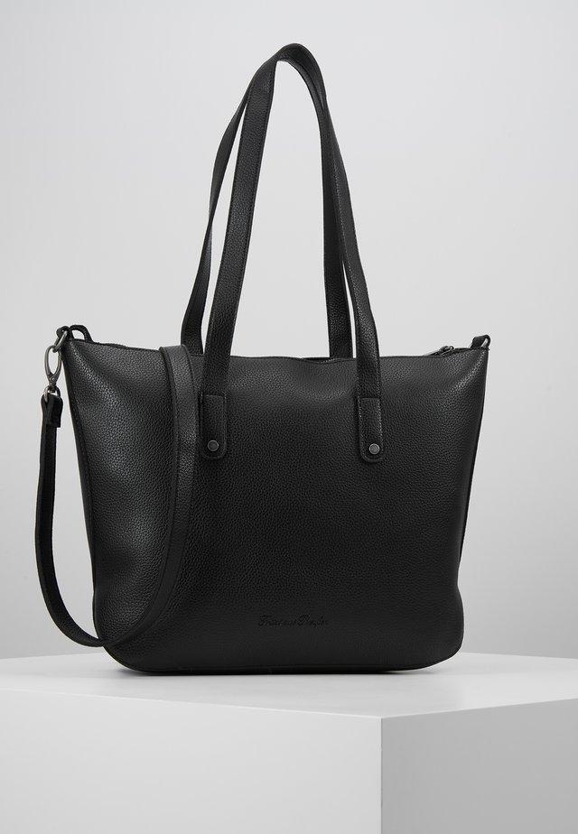 ALUISA - Tote bag - black