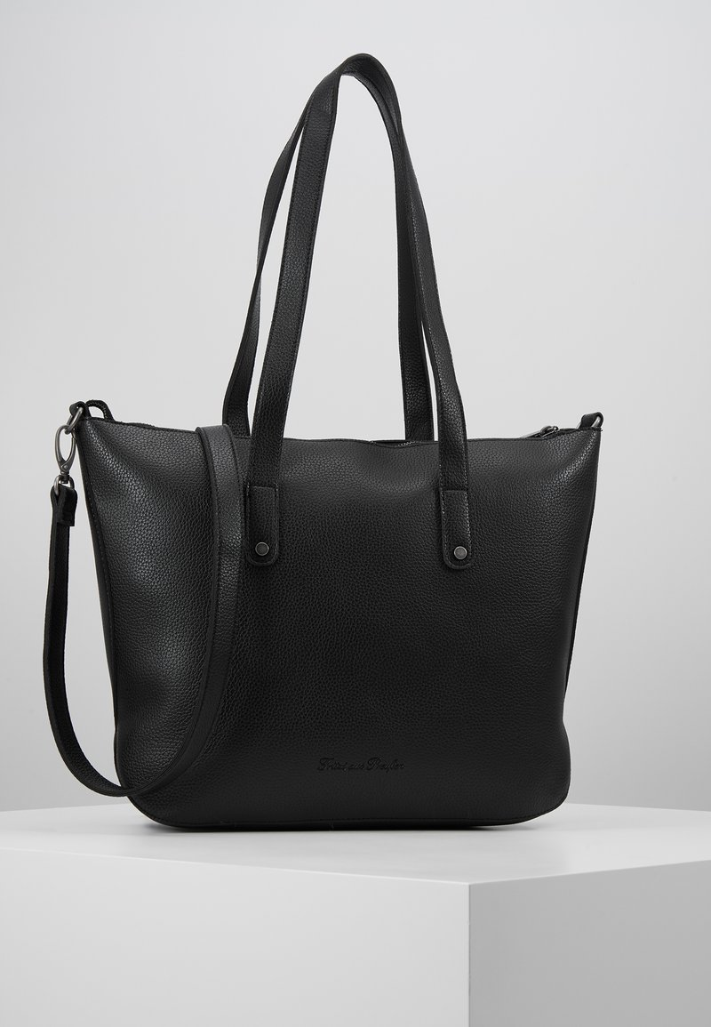 Fritzi aus Preußen - ALUISA - Tote bag - black