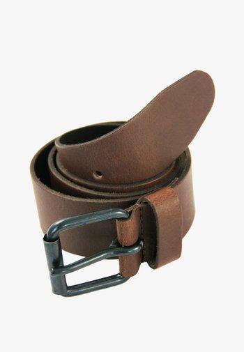 MIT HOCHWERTIGER DORNSCHLIESSE - Belt - brown