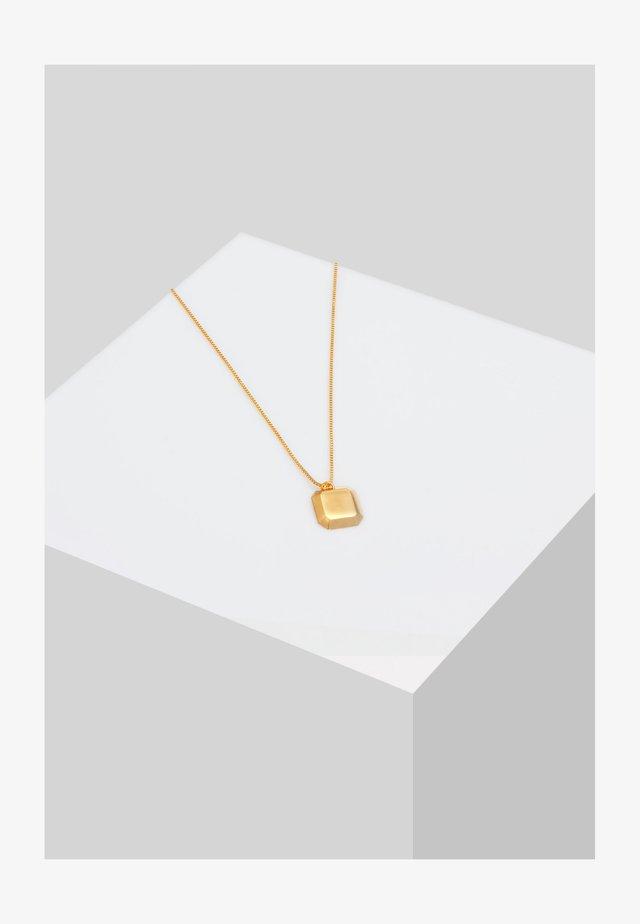 GEO  VENEZIANERKETTE - Colgante - gold