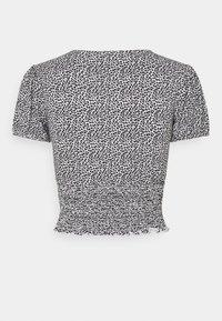 Even&Odd Petite - Print T-shirt - white - 1