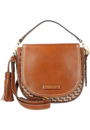GHIBELLINA - Handbag - brown