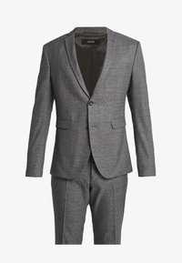 CIPULETTI SLIM FIT - Suit - grey