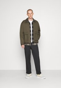 Dickies - UTILITY EISENHOWER - Summer jacket - moss green - 1