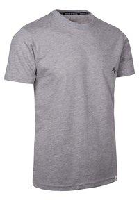 Spitzbub - HUBERT - Basic T-shirt - grey - 3