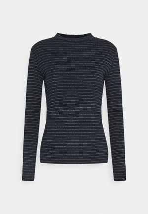HI NECK TEE - Long sleeved top - sky captain