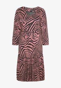 SPG Woman - Maxi dress - raspberry rose - 4