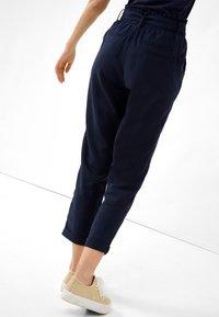 ORSAY - SLOUCHY - Trousers - nachtblau - 2