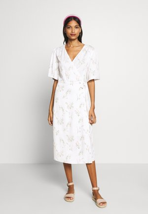 OFELIA DRESS - Day dress - white