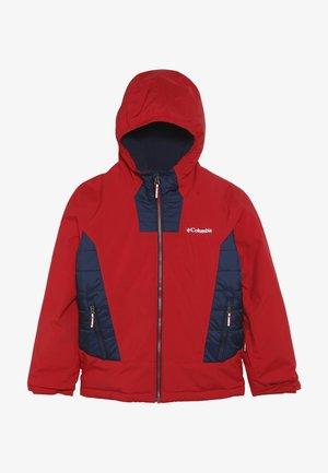 WILD CHILDJACKET - Skijakker - mountain red