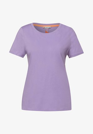 Basic T-shirt - lila