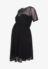 VENDOME DRESS - Denní šaty - black