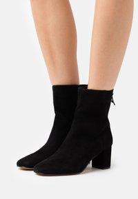 J.CREW - MINIMAL MCKAY - Classic ankle boots - black - 0