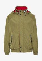 RETRO JACKET - Light jacket - uniform olive