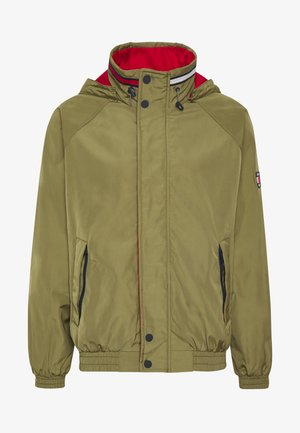 RETRO JACKET - Lehká bunda - uniform olive