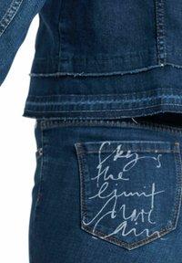 Marc Cain - Slim fit jeans - stoned blue - 3