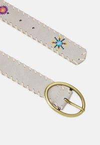 Desigual - BELT JULIETTA - Belt - crudo beige - 1