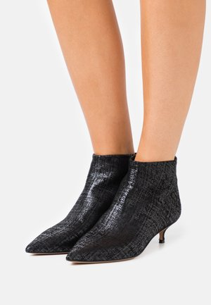 Ankle boots - swanky black