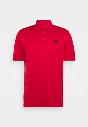 PERFORMANCE - Polo shirt - collegiate red