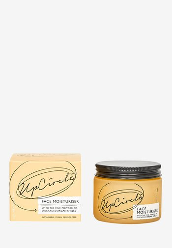 FACE MOISTURISER WITH ARGAN POWDER - Face cream - -
