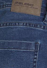 Blend - JET FIT - Jeans slim fit - denim middle blue - 4