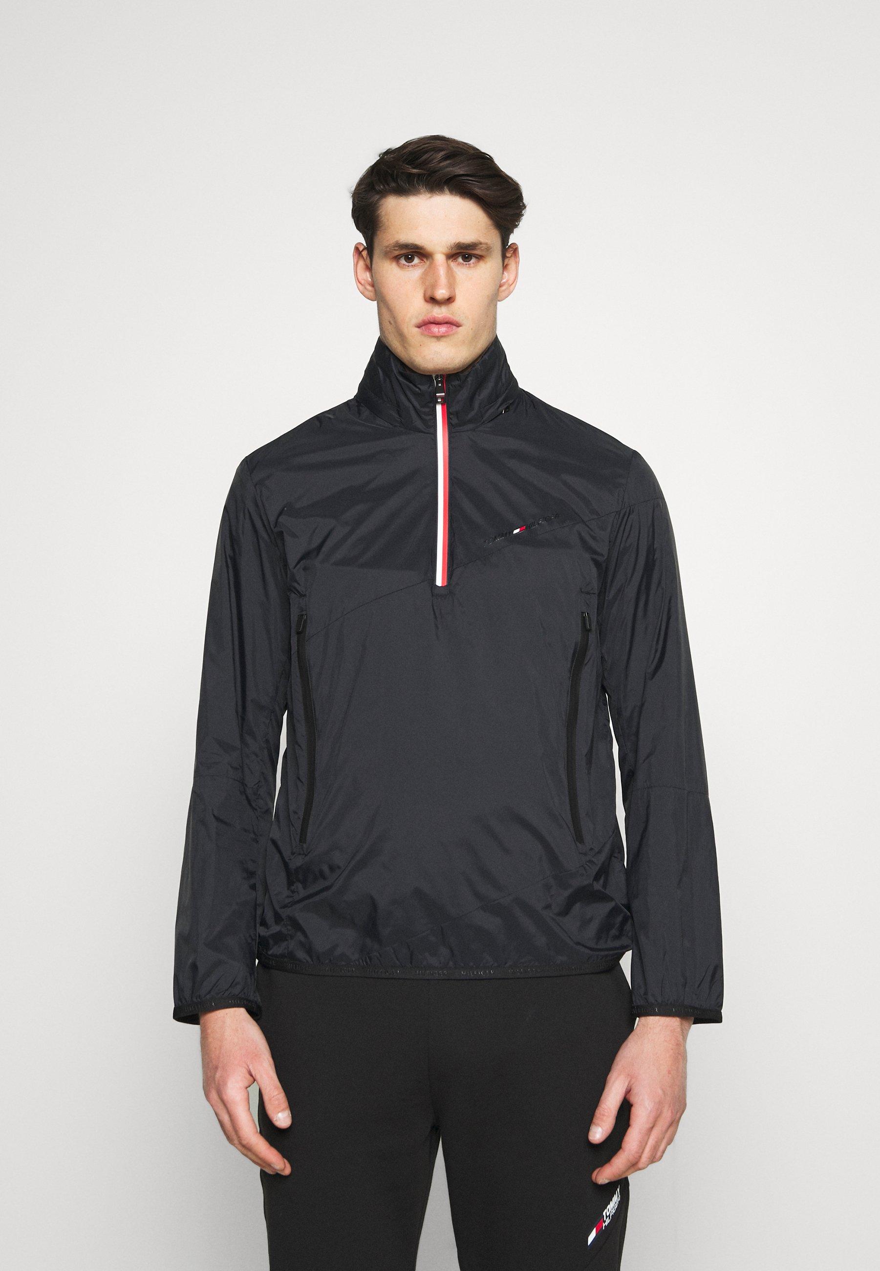 Men 1/2 ZIP ANORAK - Training jacket
