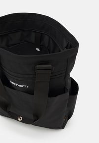 Carhartt WIP - PAYTON KIT BAG UNISEX - Tote bag - black/white - 2