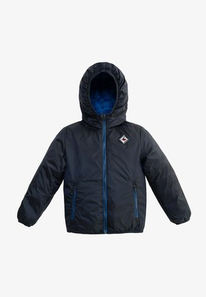 REVERSIBLE HOODED - Veste d'hiver - navy
