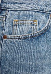 Monki - KIMOMO - Jeans a sigaretta - blue medium dusty - 2