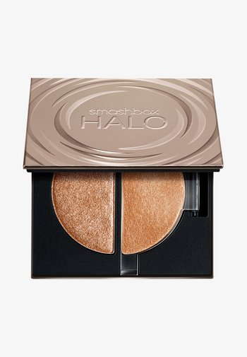 HALO GLOW HIGHLIGHTER DUO - Highlighter - golden pearl