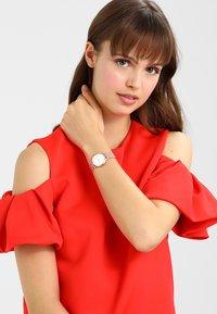 Skagen - SIGNATUR - Watch - rosé gold-coloured - 0