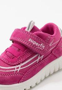 Superfit - SPORT 7 MINI - Trainers - pink - 2