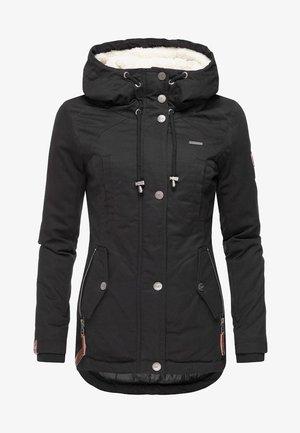 BIKOO - Winter jacket - black