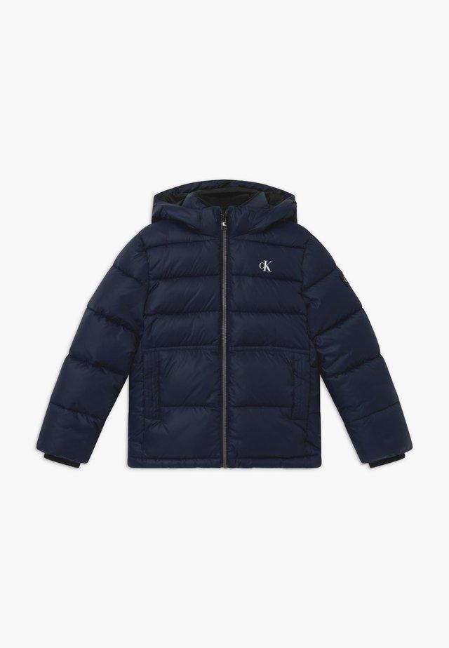 ESSENTIAL PUFFER JACKET - Winter jacket - blue