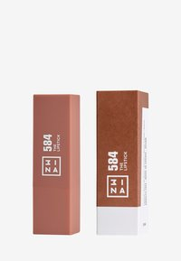 3ina - THE LIPSTICK - Lipstick - 584 shimmery nude - 2