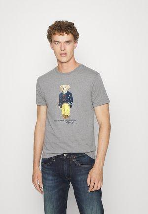 T-shirt imprimé - classic grey heather