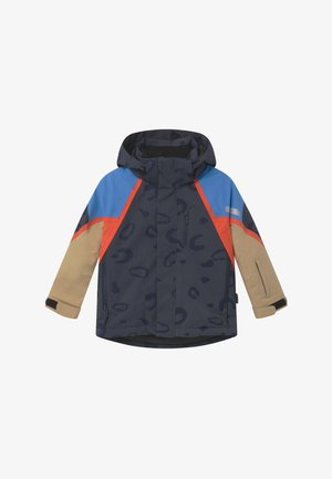 BALOO UNISEX - Winter jacket - mood indigo/multicolor