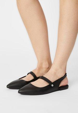 SIYAH - Ballerinat - black