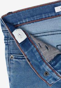 Name it - SLIM FIT - Slim fit jeans - medium blue denim - 4