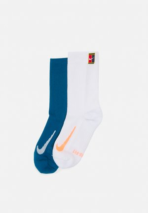 COURT MULTIPLIER CUSHIONED 2 PACK UNISEX - Sports socks - multicolor