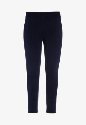SOLID FULL LENGTH  - Leggings - Trousers - navy