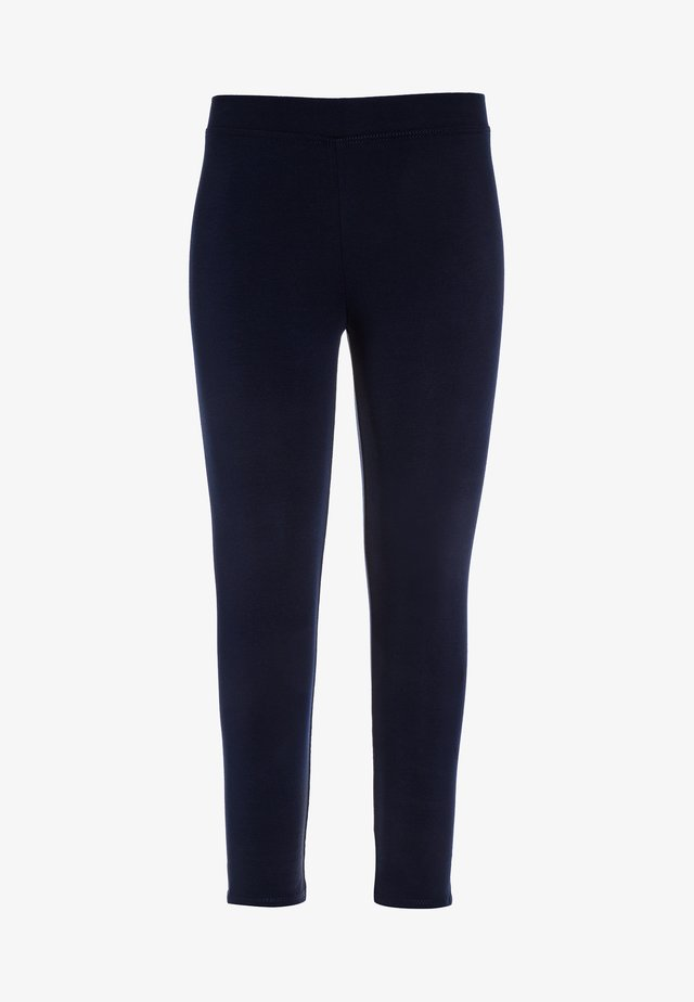 SOLID FULL LENGTH  - Leggings - Hosen - navy