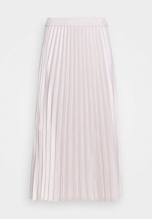 ADHRA SKIRT - Pleated skirt - beige