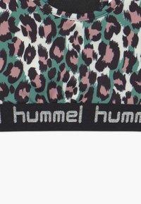 Hummel - MIMMI - Sports bra - oil blue - 3
