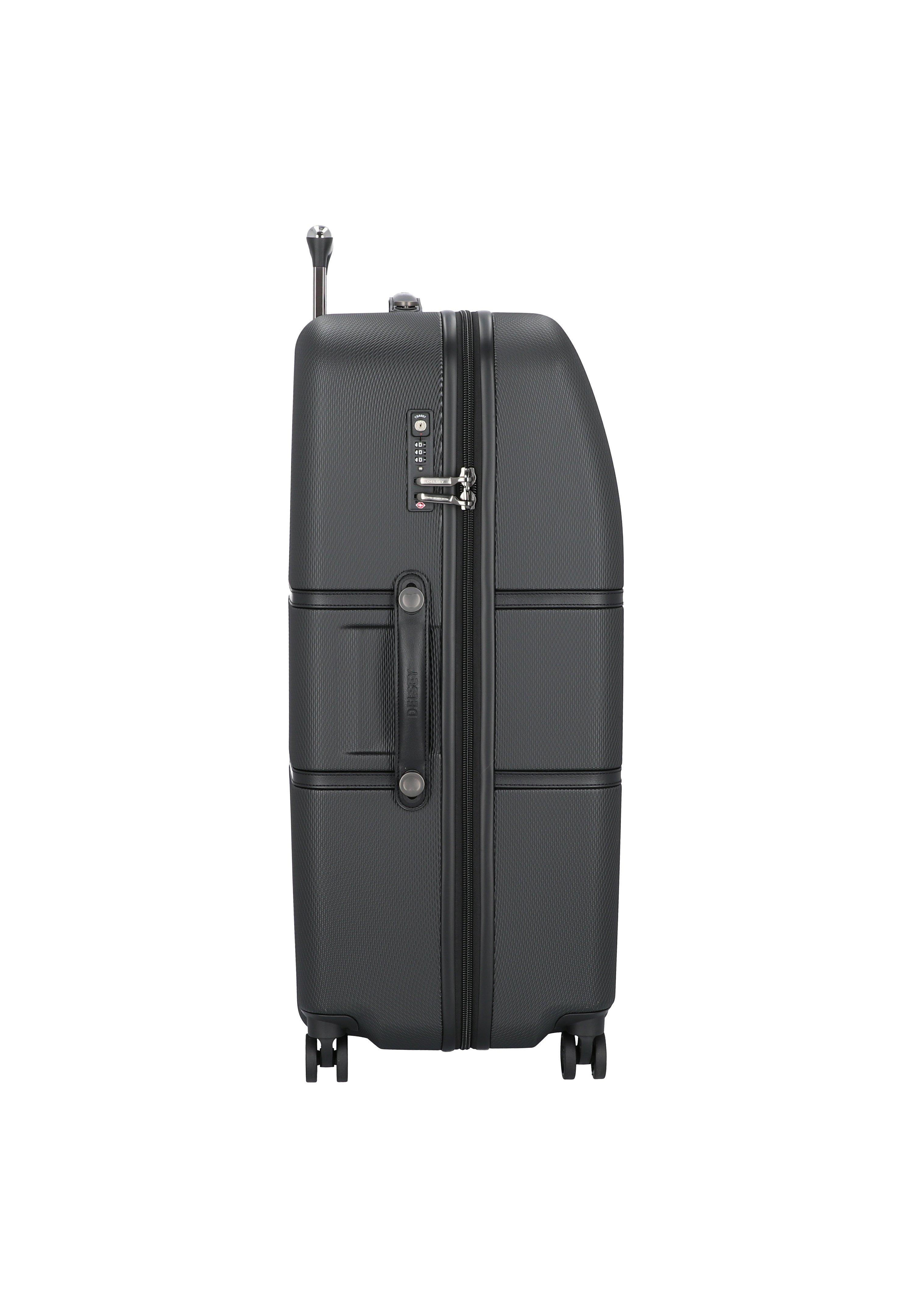 Delsey CHATELET AIR 4-ROLLEN TROLLEY 82 CM - Trolley - schwarz - Herrentaschen 5wVHL