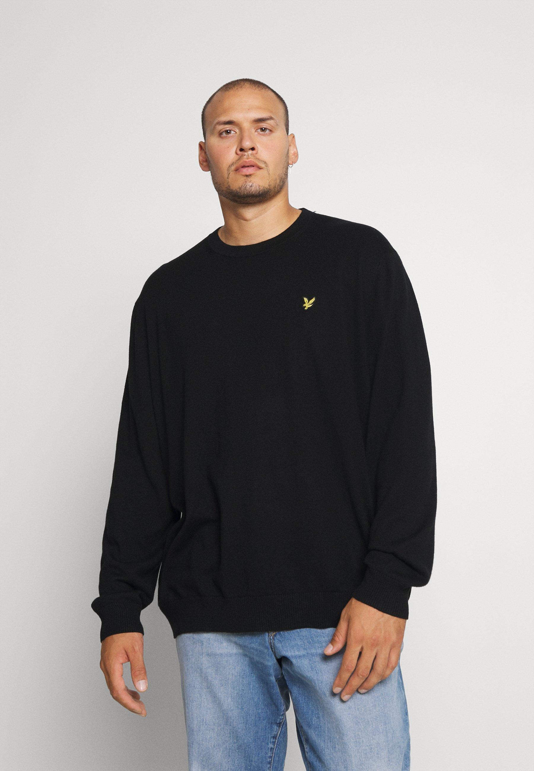 Homme PLUS CREW NECK JUMPER - Pullover